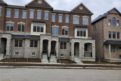 Townhouse for rent at 23 Robert Joffre Leet Ave Markham Ontario - MLS: N4591511