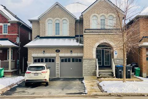 House for rent at 23 Rouge St Brampton Ontario - MLS: W4662094