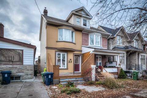Townhouse for rent at 23 Sammon Ave Toronto Ontario - MLS: E4670733