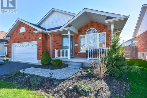 House for sale at 23 Sandpiper Dr Guelph Ontario - MLS: 30730052