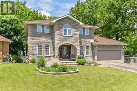 House for sale at 23 Santo Cristo Pl Cambridge Ontario - MLS: 30746387