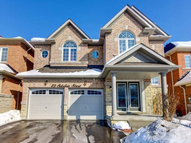 For Sale: 23 Selsdon Street, Brampton, ON | 4 Bed, 4 Bath House for $1,099,999. See 20 photos!