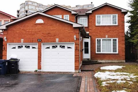 House for rent at 23 Senator Blvd Toronto Ontario - MLS: E4659999
