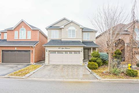 House for sale at 23 Sgotto Blvd Vaughan Ontario - MLS: N4725055