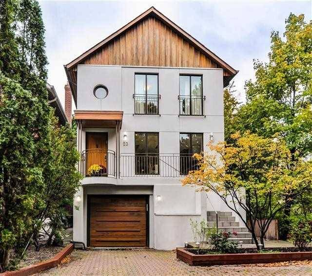 House for sale at 23 Shorncliffe Ave Toronto Ontario - MLS: C4362240