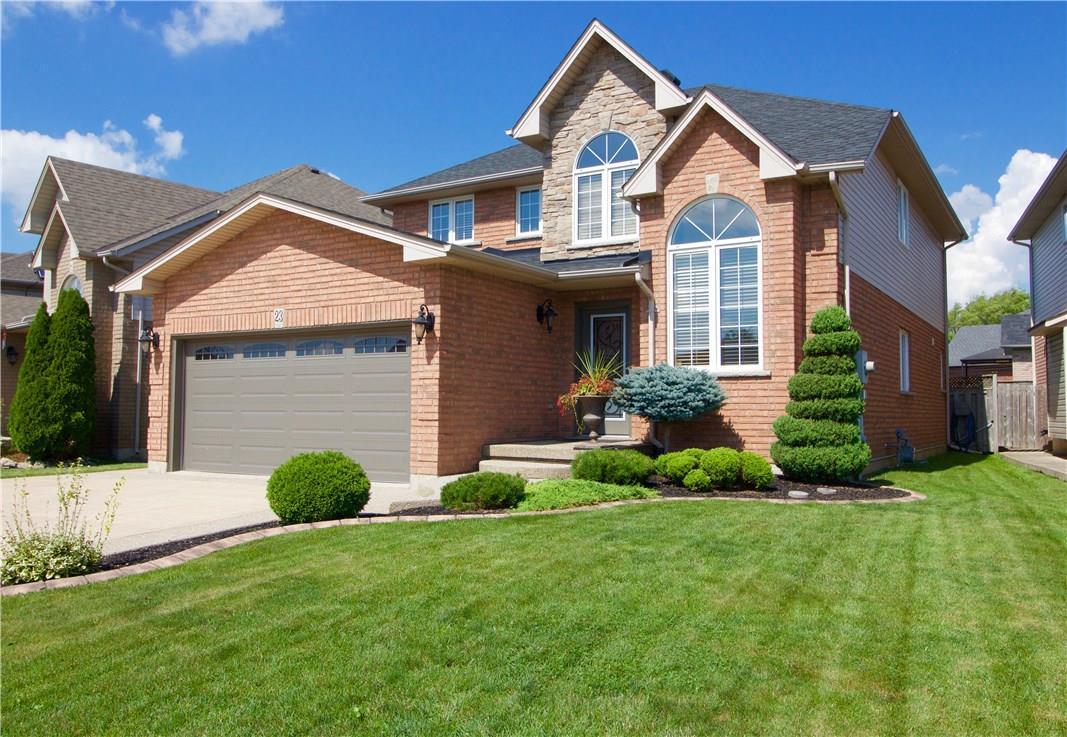 House for sale at 23 Sonata Avenue HAMILTON Ontario - MLS: X4240288
