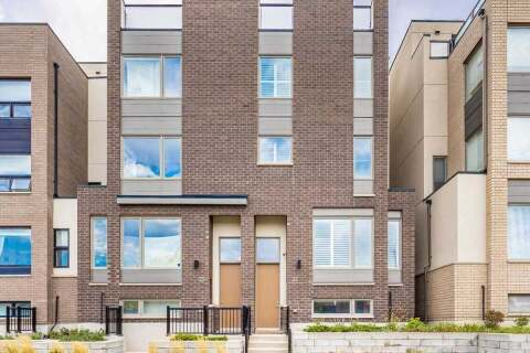 Townhouse for sale at 23 Stanley Greene Blvd Toronto Ontario - MLS: W4960586
