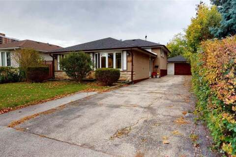 House for sale at 23 Strathavon Dr Toronto Ontario - MLS: W4958219