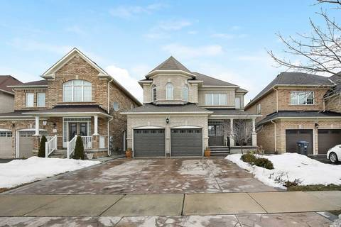 House for sale at 23 Strathdale Rd Brampton Ontario - MLS: W4703521
