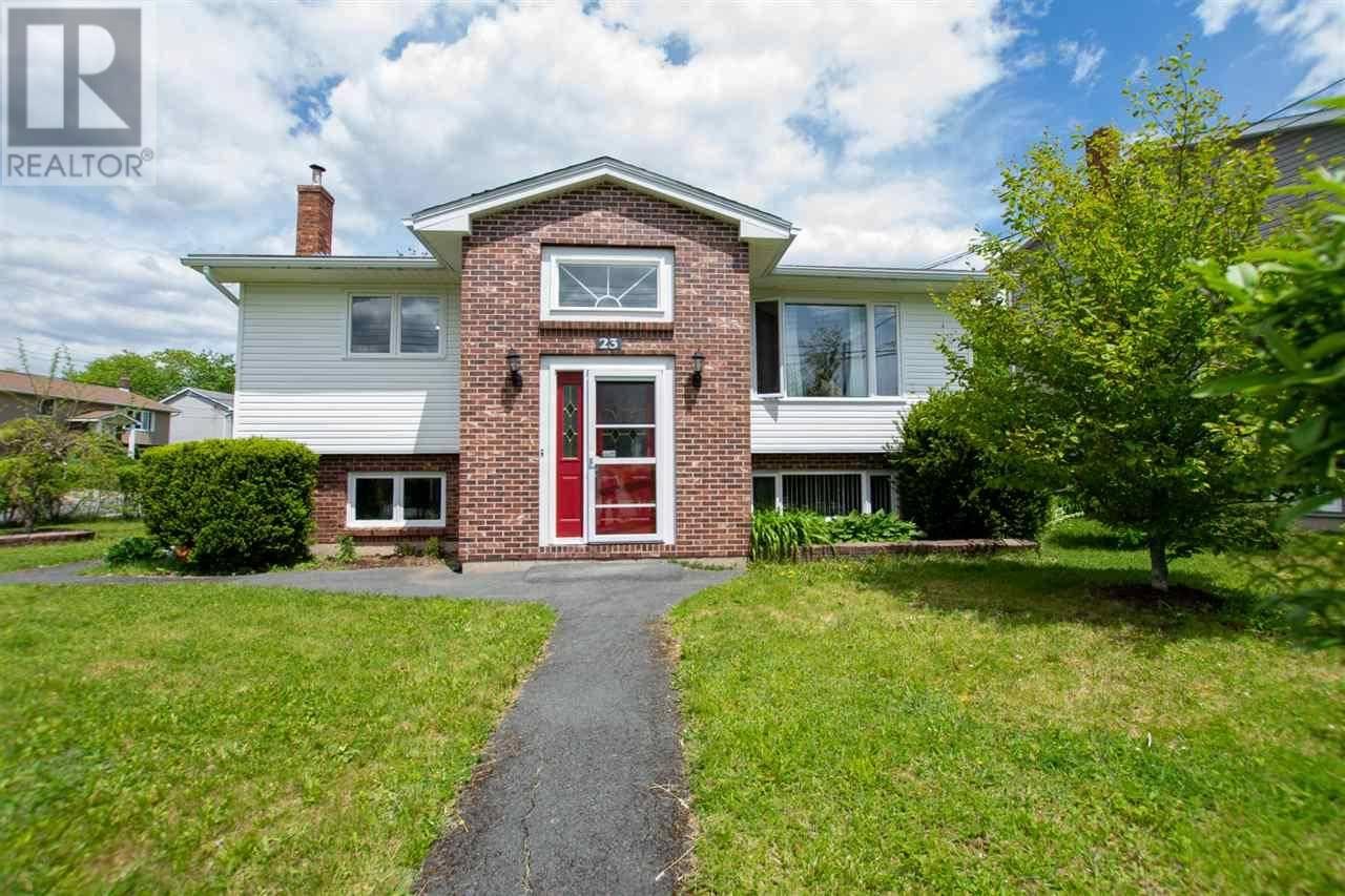 House for sale at 23 Stuart Harris Dr Dartmouth Nova Scotia - MLS: 201914581