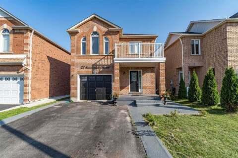 House for sale at 23 Summerdale Cres Brampton Ontario - MLS: W4920185