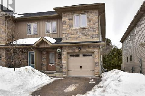 Townhouse for sale at 23 Taylor Dr Orillia Ontario - MLS: 182955