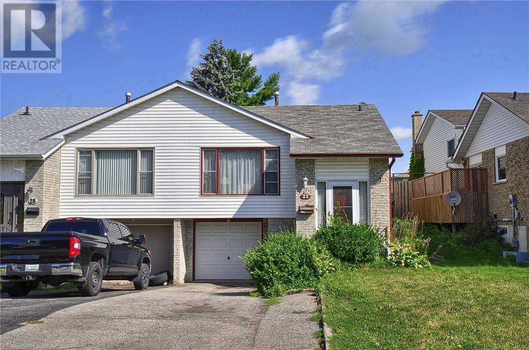 House for sale at 23 Telfer Ct Paris Ontario - MLS: 30757636