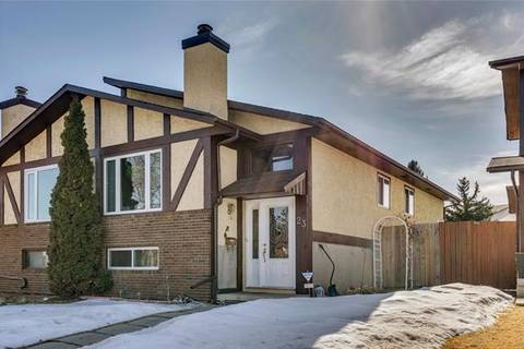 Townhouse for sale at 23 Templemont Dr Northeast Calgary Alberta - MLS: C4291854