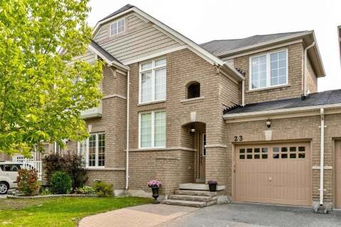Townhouse for sale at 23 Thomas Legge Cres Richmond Hill Ontario - MLS: N4925407