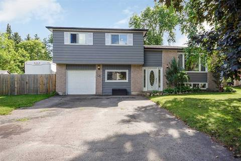 House for sale at 23 Tomwell Cres Erin Ontario - MLS: X4555639