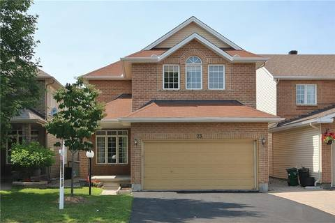 House for sale at 23 Upminster Wy Ottawa Ontario - MLS: 1160554