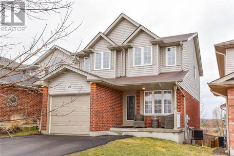 House for sale at 23 Valleyhaven Ln Guelph Ontario - MLS: 30727152