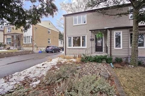 Townhouse for sale at 23 Van Stassen Blvd Toronto Ontario - MLS: W4703646