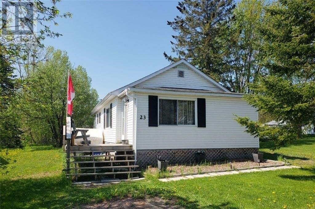 House for sale at 23 Vankoughnet St W Little Current Ontario - MLS: 2085520