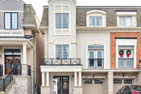 Townhouse for sale at 23 Vaudeville Dr Toronto Ontario - MLS: W5075285