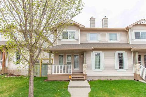 Townhouse for sale at 23 Vernon St Spruce Grove Alberta - MLS: E4157621