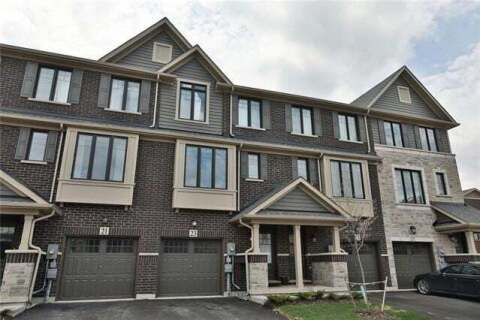 Townhouse for rent at 23 Walters Ln Grimsby Ontario - MLS: X4770201