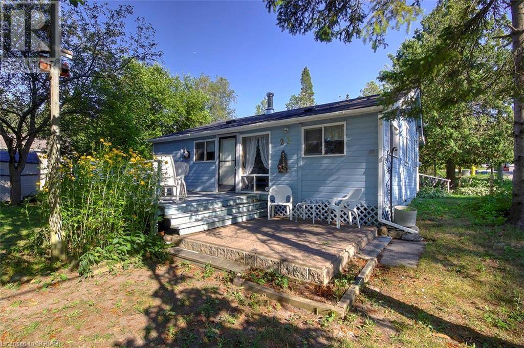 House for sale at 23 Waterside Dr Port Mcnicoll Ontario - MLS: 214120