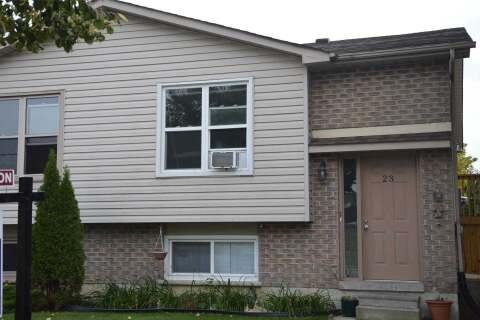 Townhouse for sale at 23 Wellington Ave Oshawa Ontario - MLS: E4933405