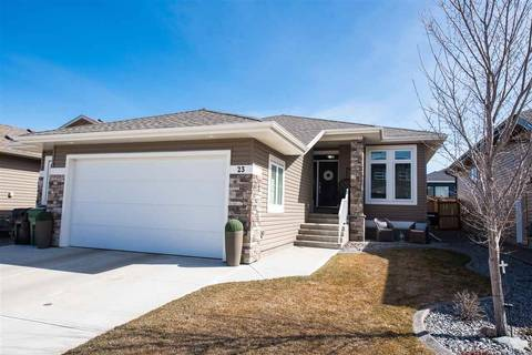 House for sale at 23 Westlin Dr Leduc Alberta - MLS: E4151531