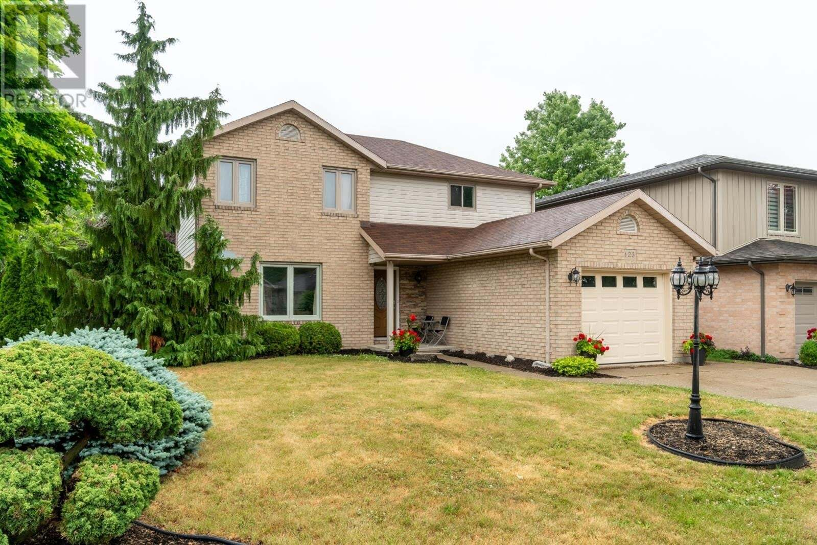 House for sale at 23 White Birch Tr Chatham Ontario - MLS: 20007443
