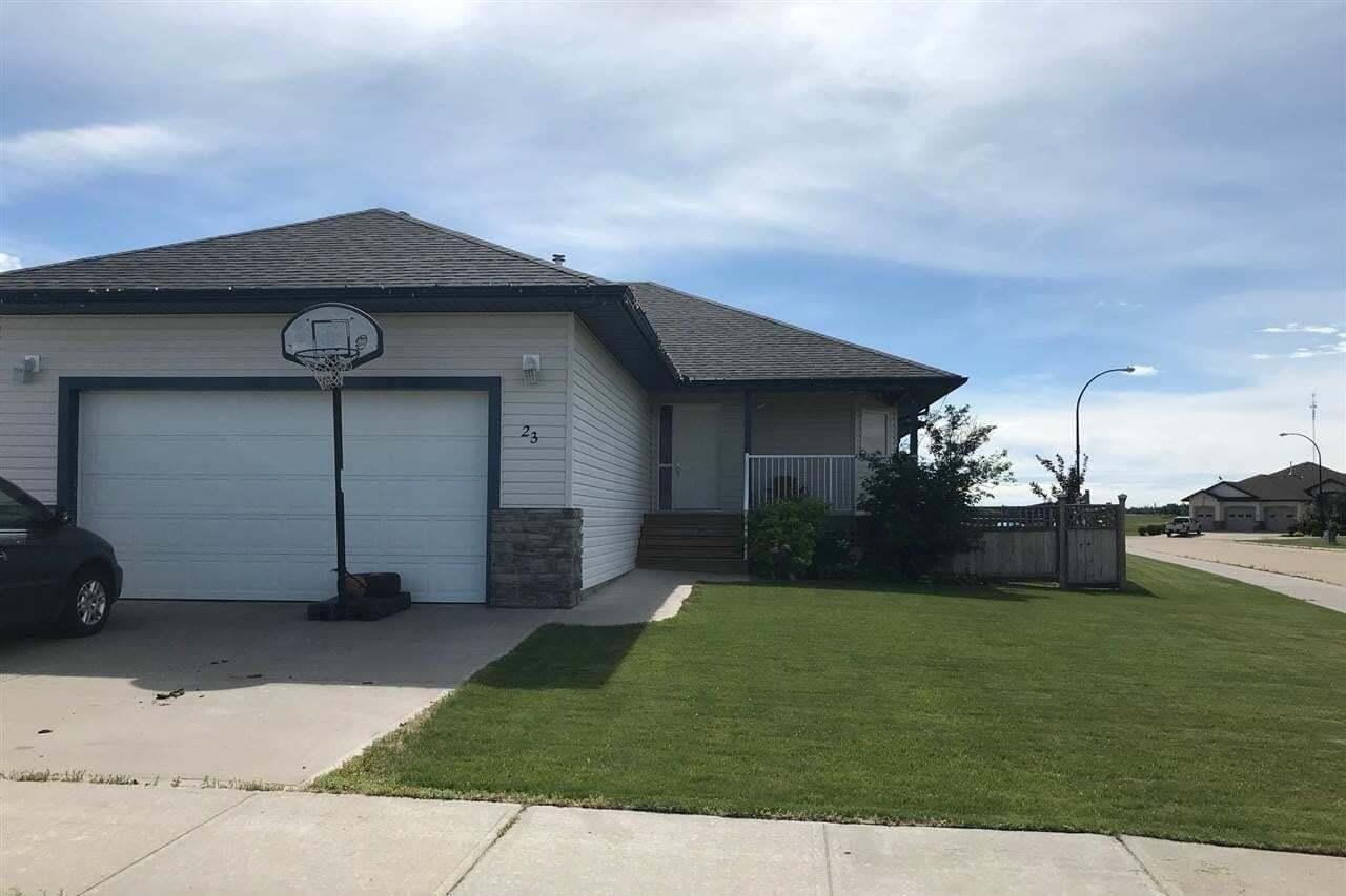 House for sale at 23 Whitetail Dr. Mundare Alberta - MLS: E4203241