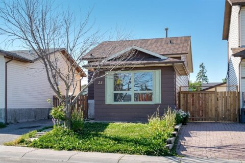 House for sale at 23 Whitmire Rd NE Calgary Alberta - MLS: A1024740