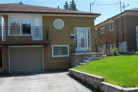 Townhouse for sale at 23 Willesden Rd Toronto Ontario - MLS: C4489727