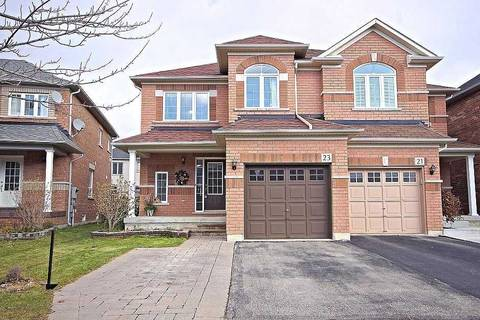 Townhouse for sale at 23 Woodcote Cres Halton Hills Ontario - MLS: W4641451