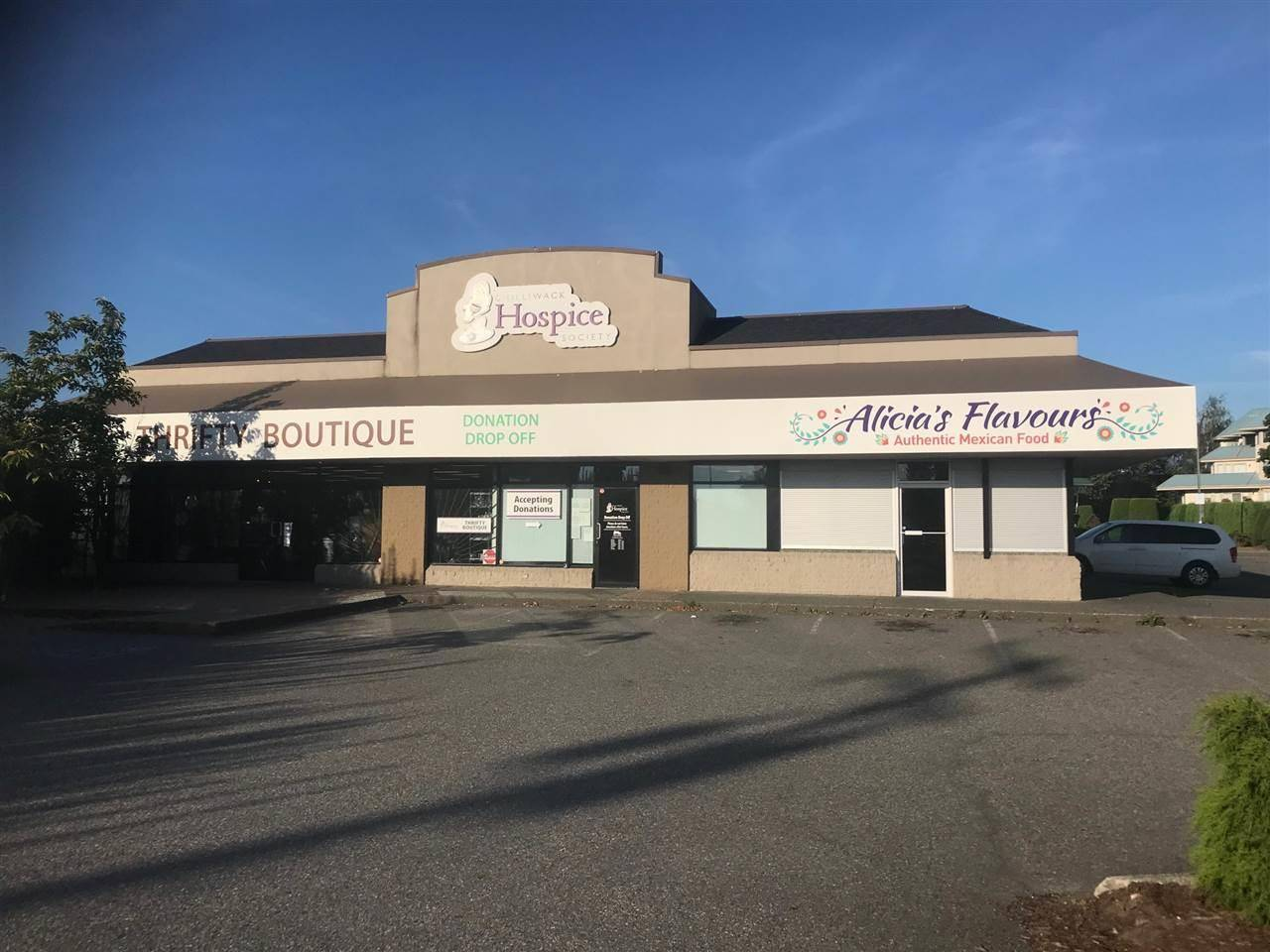 Commercial property for lease at 45428 Luckakuck Wy Apartment 230 Sardis British Columbia - MLS: C8027522