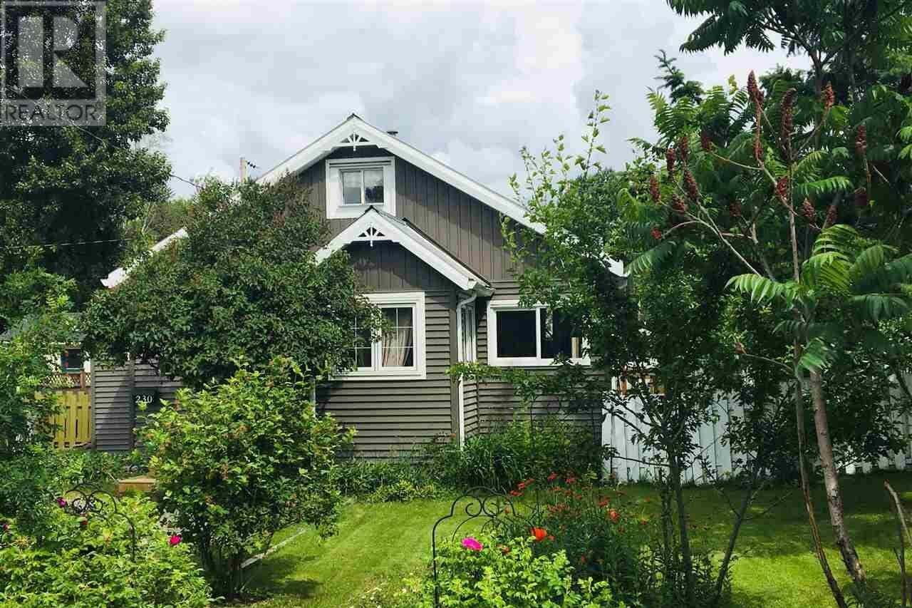 House for sale at 230 Baker Dr Quesnel British Columbia - MLS: R2481471