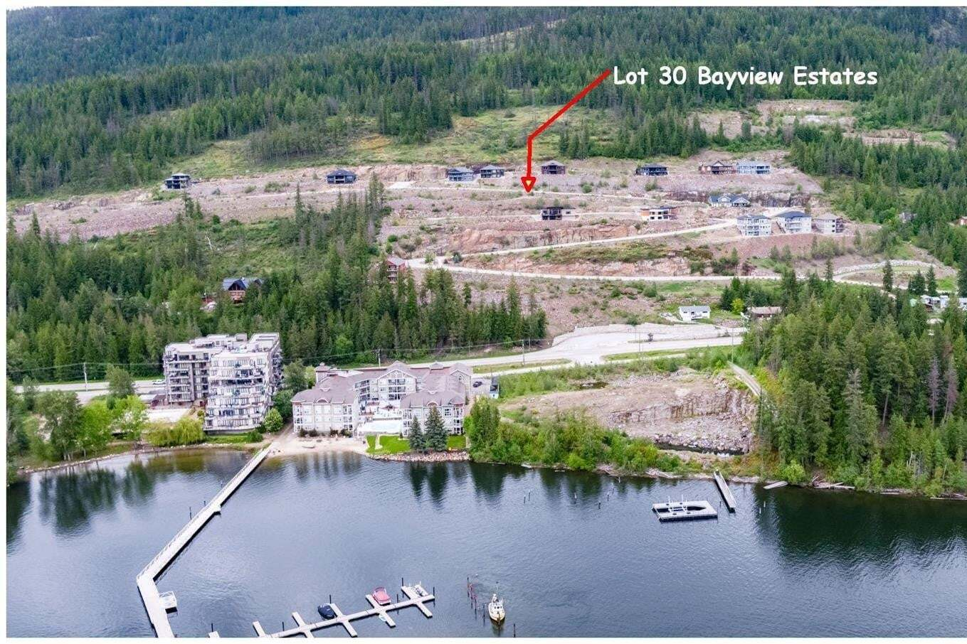 Residential property for sale at 230 Bayview Dr Sicamous British Columbia - MLS: 10205735