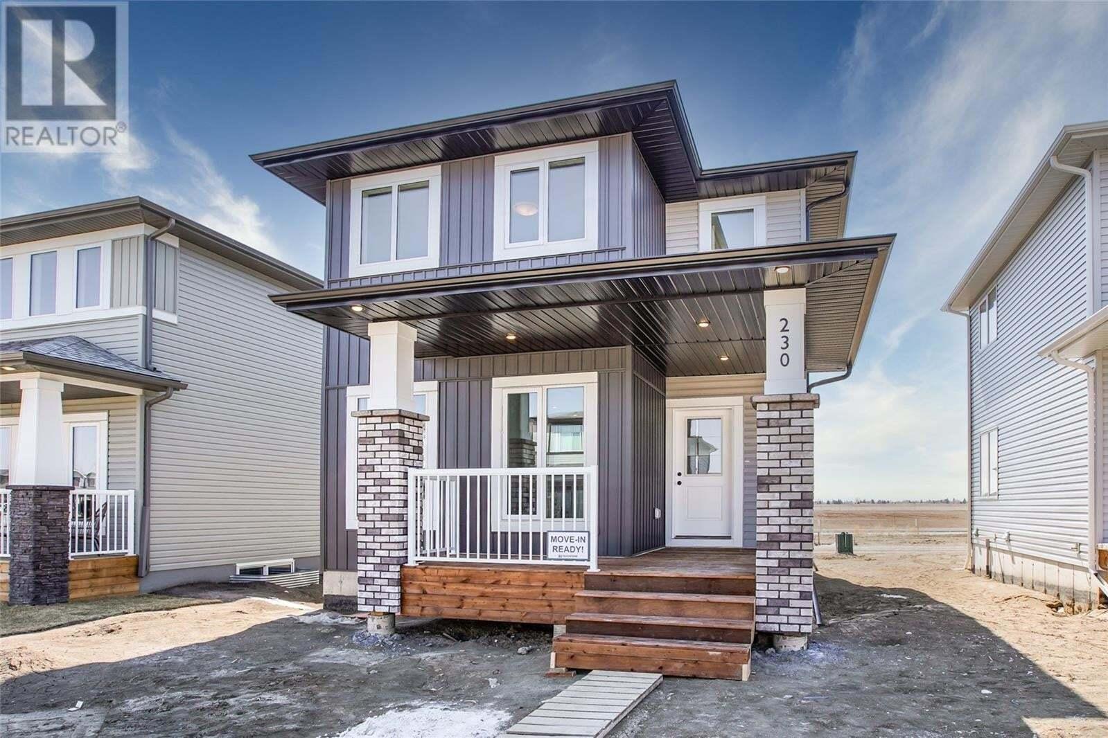House for sale at 230 Dubois Cres Saskatoon Saskatchewan - MLS: SK824019
