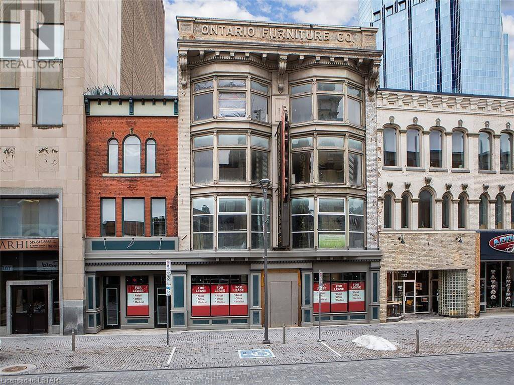 Commercial property for lease at 230 Dundas St London Ontario - MLS: 242471