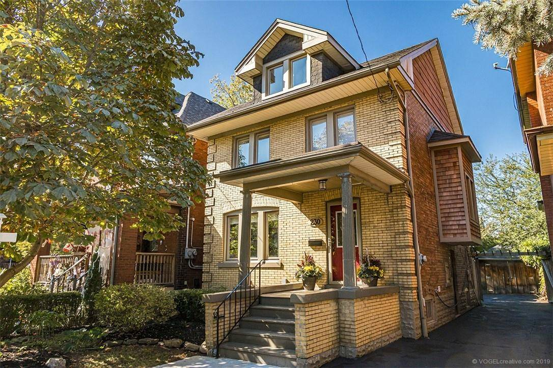 House for sale at 230 Fairleigh Ave S Hamilton Ontario - MLS: H4065718