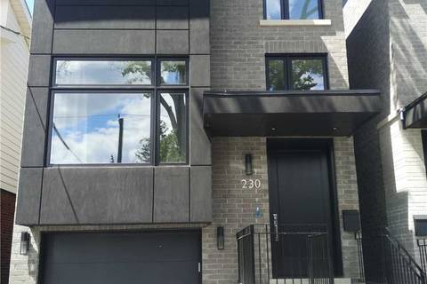 House for rent at 230 Glenforest Rd Toronto Ontario - MLS: C4422145