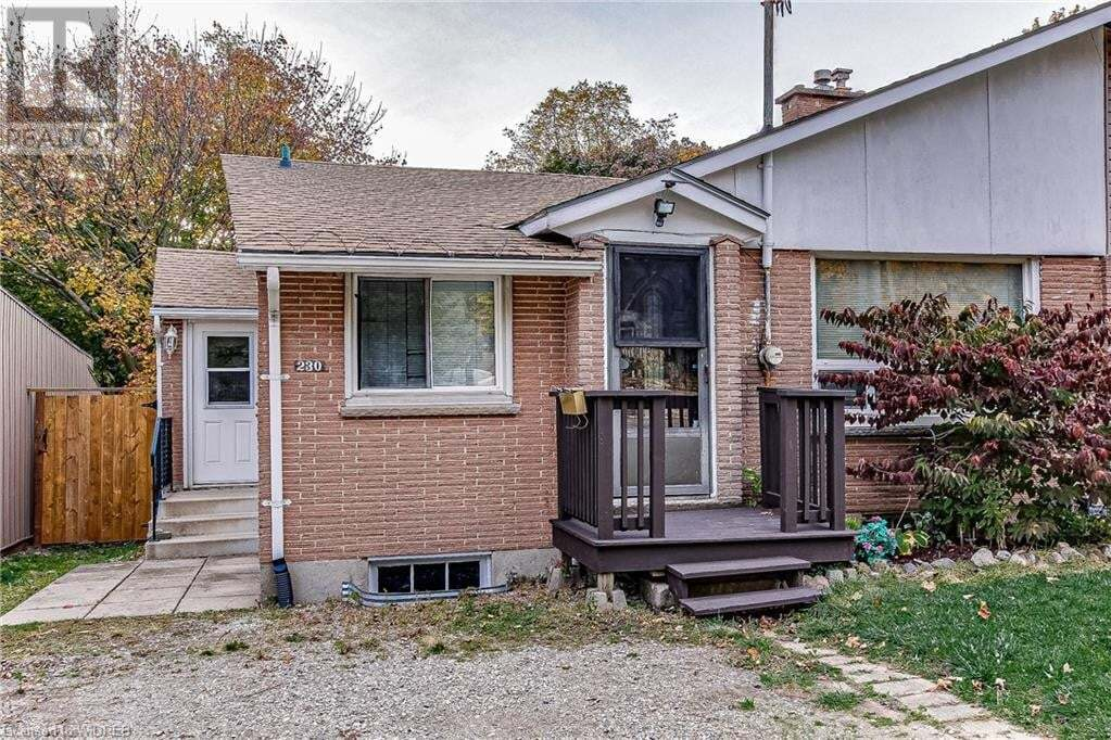House for sale at 230 Mill St Woodstock Ontario - MLS: 40033892