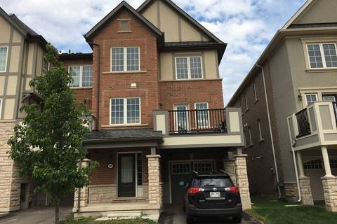 Townhouse for rent at 230 Sarah Cline Dr Oakville Ontario - MLS: W4452355