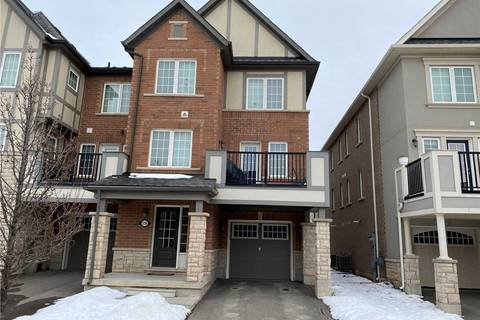 Townhouse for rent at 230 Sarah Cline Dr Oakville Ontario - MLS: W4691658