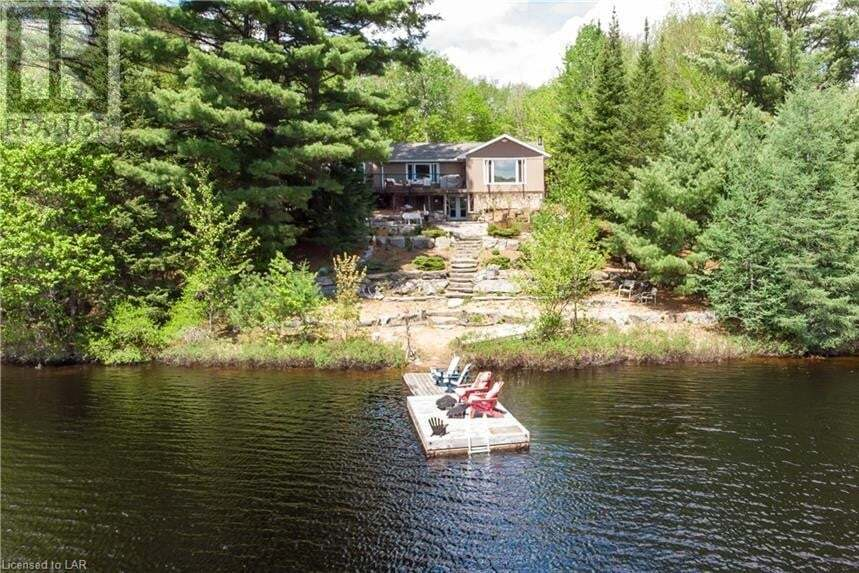 House for sale at 230 Shoemaker Ln Huntsville Ontario - MLS: 261442