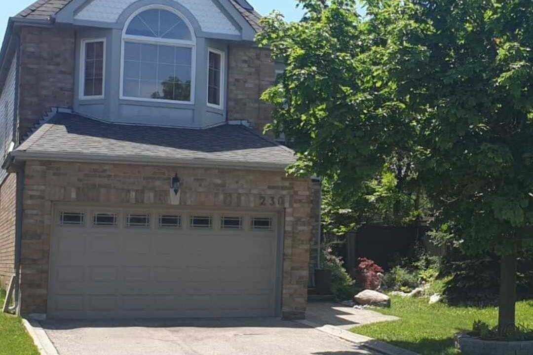 House for rent at 230 Sunforest Dr Brampton Ontario - MLS: W4774499