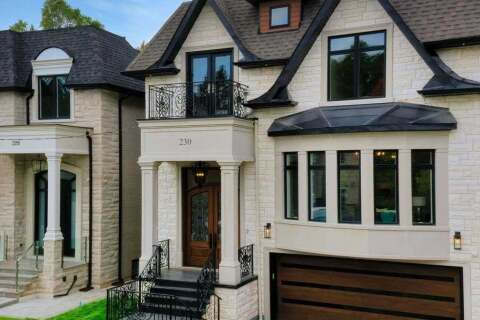 House for sale at 230 Wilfred Ave Toronto Ontario - MLS: C4918817