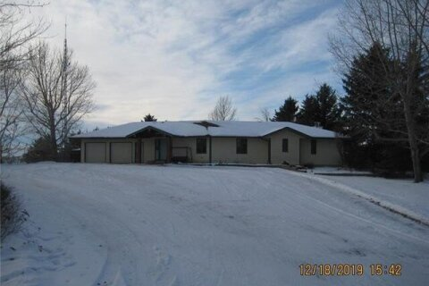 Residential property for sale at 230077 Township Road 314  Rural Kneehill County Alberta - MLS: CA0189192