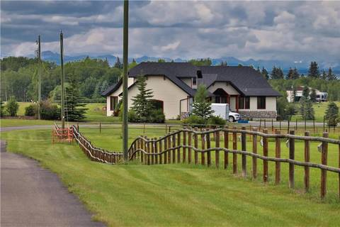 House for sale at 230095 56 St East De Winton Alberta - MLS: C4258440